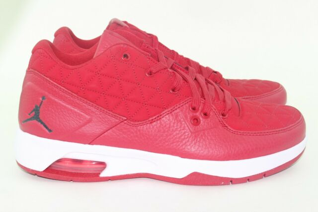 41b1c09bc6ca JORDAN CLUTCH GYM RED MEN SIZE 8.0 NEW RARE COMFORT HEEL AIR-SOLE LEATHER  UPPER