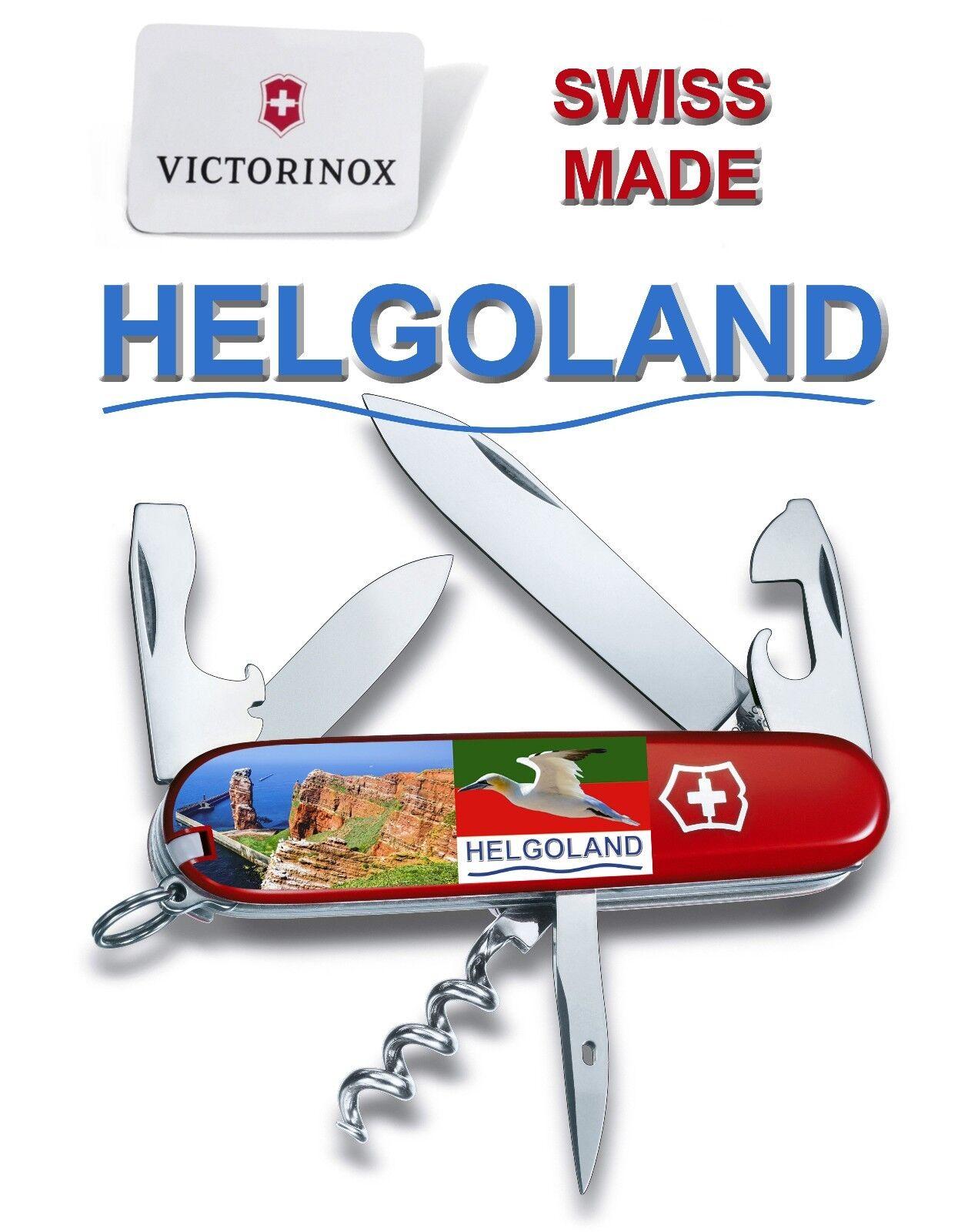 Victorinox Couteau Couteau Victorinox suisse SPARTAN île de Helgoland ac5d43