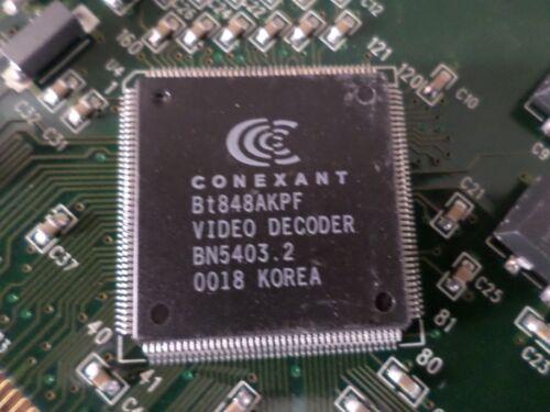 Sensoray PWB611 Frame Grabber Rev B Card 2 Port