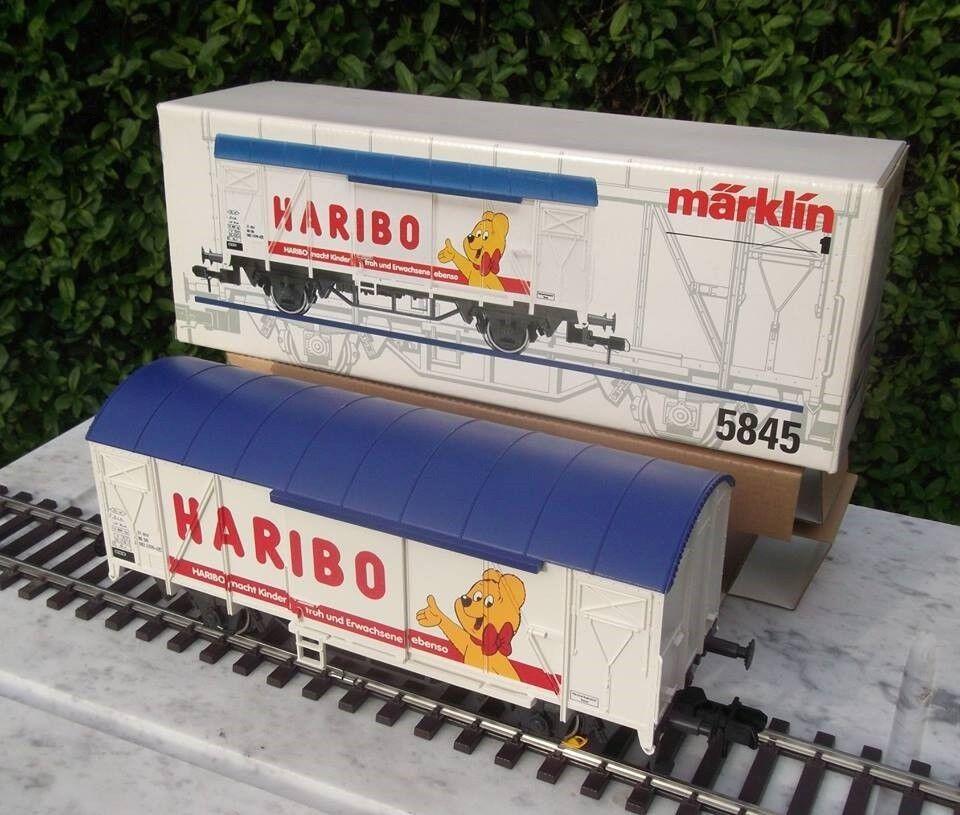 Modeltog, Märklin HARIBO - Spor 1 - æske nr. 5845., skala 1