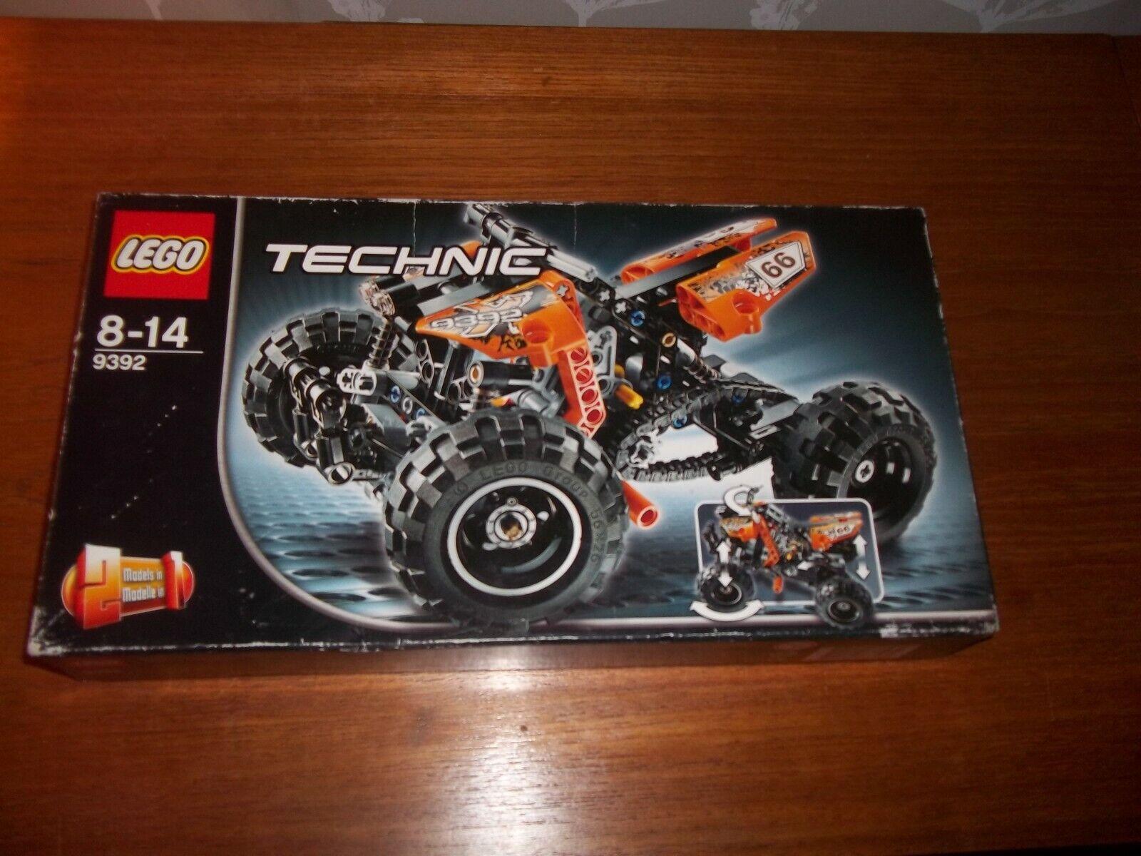 Lego Technic 9392 - Quad Bike