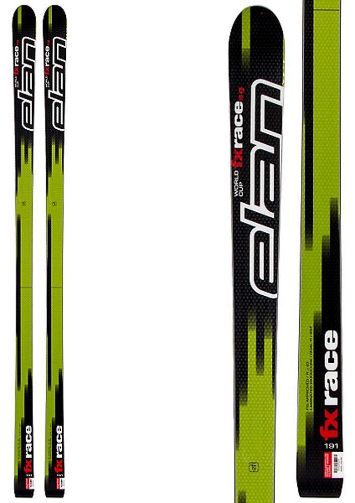 1,500 Elan FX RACE SG Downhill Alpine Slalom Skis +k2 dcal gs g race clan10 181