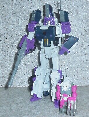 Transformers Titans retour Wheelie Manuel Bio Carte