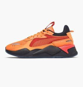 a87d020723 Puma x Hot Wheels RS-X Camaro Sneakers Lifestyle Limited Orange Men ...