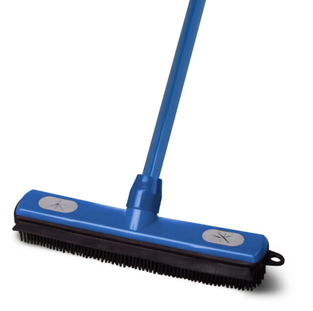 Superior Performance Rubber Broom -208