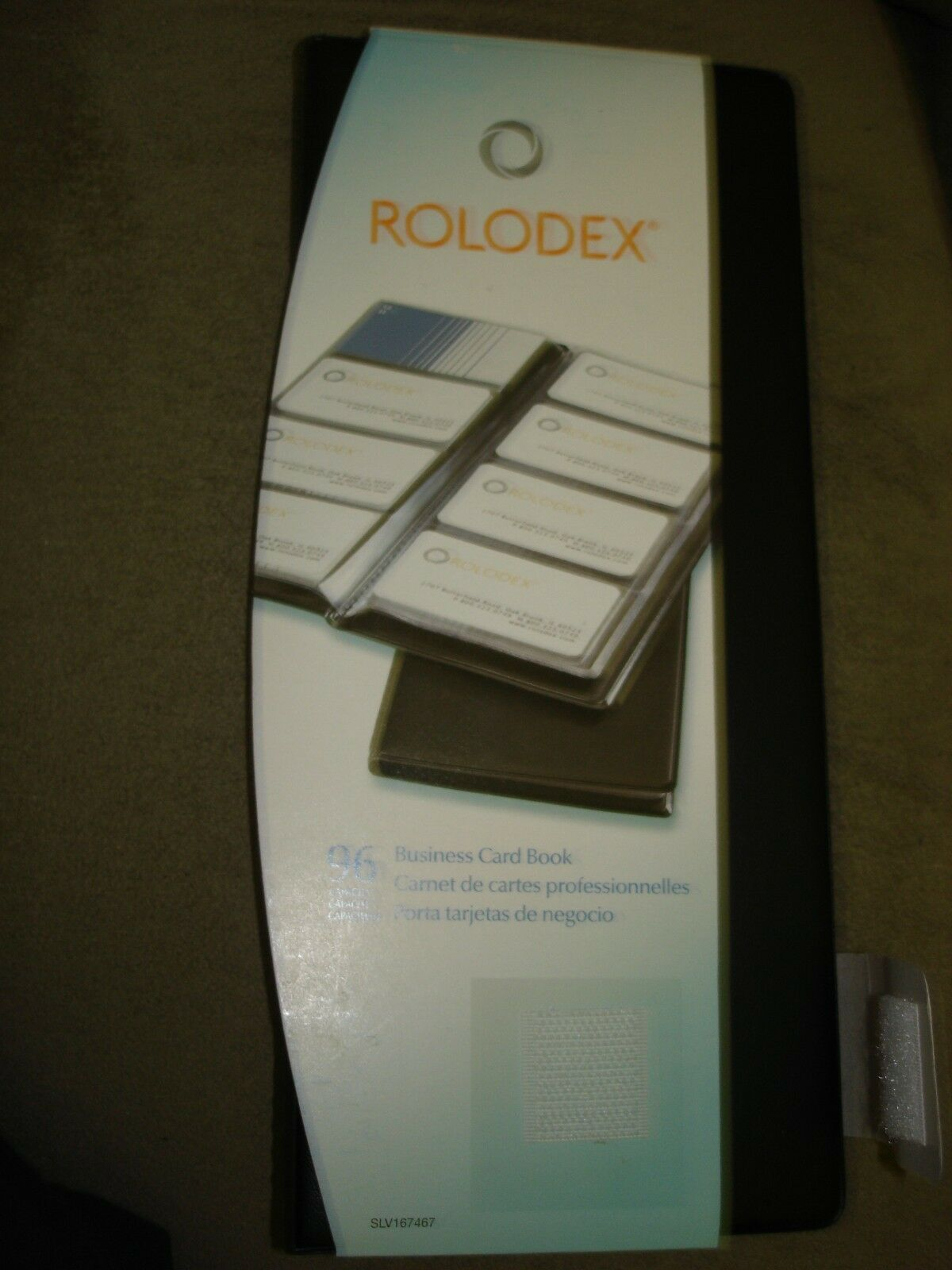 Rolodex business card book 96 card capacity 67467 400832204695 rolodex business card book 96 card capacity 67467 magicingreecefo Image collections