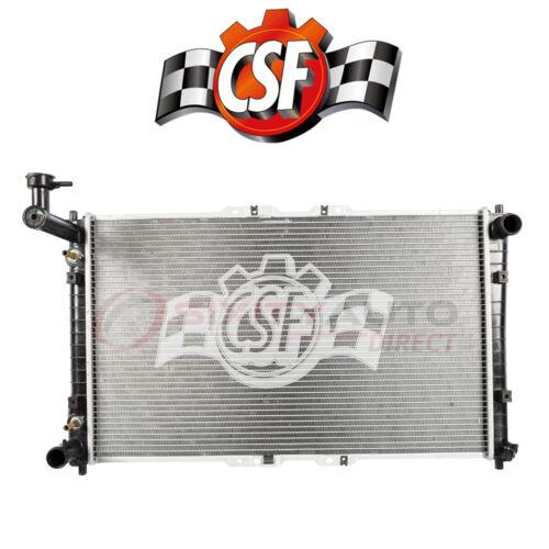 Cooler Cooling Antifreeze Coolant uz CSF Radiator for 2002-2005 Kia Sedona
