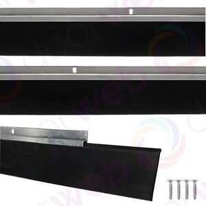 garage door draught excluder bottom rubber seal strip. Black Bedroom Furniture Sets. Home Design Ideas
