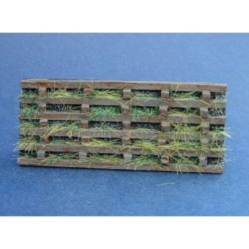 Unit Models HO-050P free post F1 Painted OO//HO scale Cribbing 1