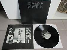 AC DC Back In Black LP Atlantic ATL 50 735 U Germany 1980