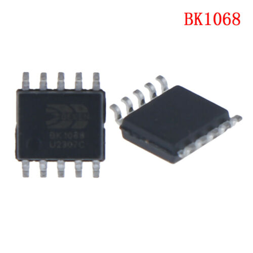 1Pcs New BK1068UB BK1068 8K1068 SOP10 ic chip high quality