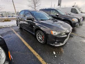 2008 Mitsubishi Evolution MR