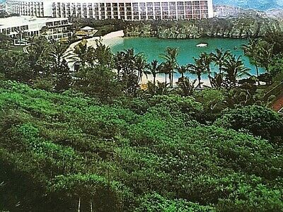 Postcard Sonesta Beach Hotel In