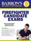 Barron's Firefighter Candidate Exams, 7th Edition by Darryl Haefner, Dr James Murtagh (Paperback / softback, 2013)