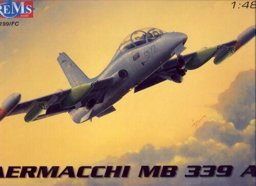 FreMs Model FM0199 1//48 Aermacchi MB.339A Attack Version