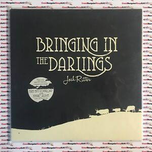 Josh-Ritter-Bringing-in-the-Darlings-EP-Vinyl-2012-New-amp-Unsealed