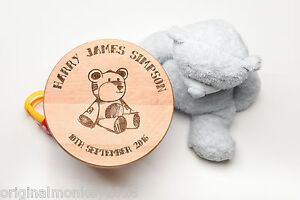 Image is loading Personalised-Christening-Gift-New-Baby-Gift-For-Boy-