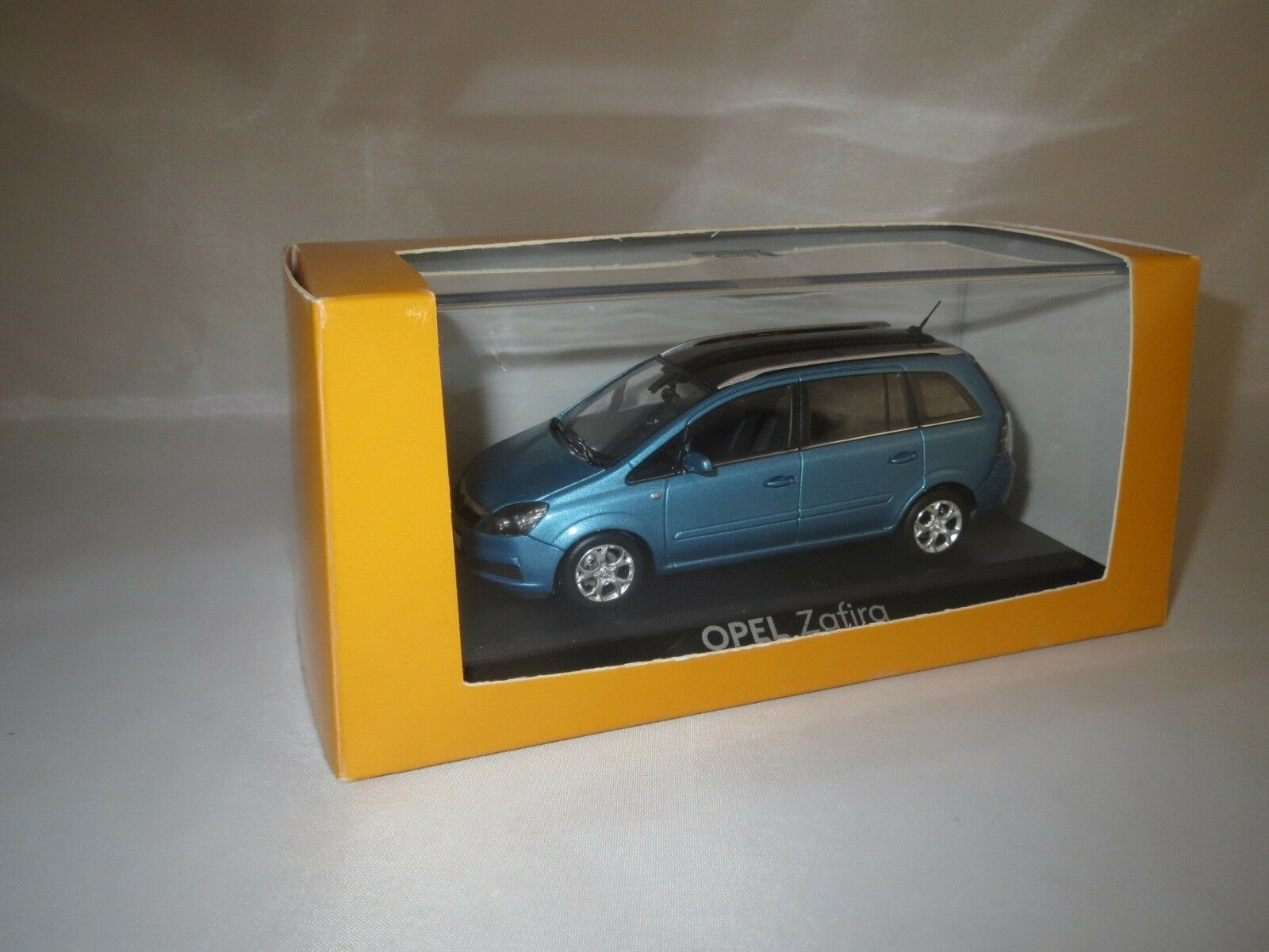 Minichamps Opel Comercianteazul 93199268 Met Zafira Modelo W9eDH2EIYb