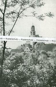 Weissenhorn-Pfarrkirche-Illerberg-um-1930-W-6-3