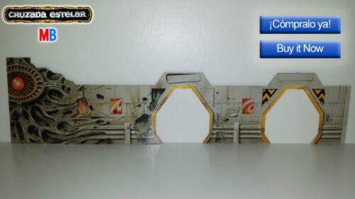 MB 1 // Space Crusade Spares Multi-Anuncio de Accesorios Cruzada Estelar