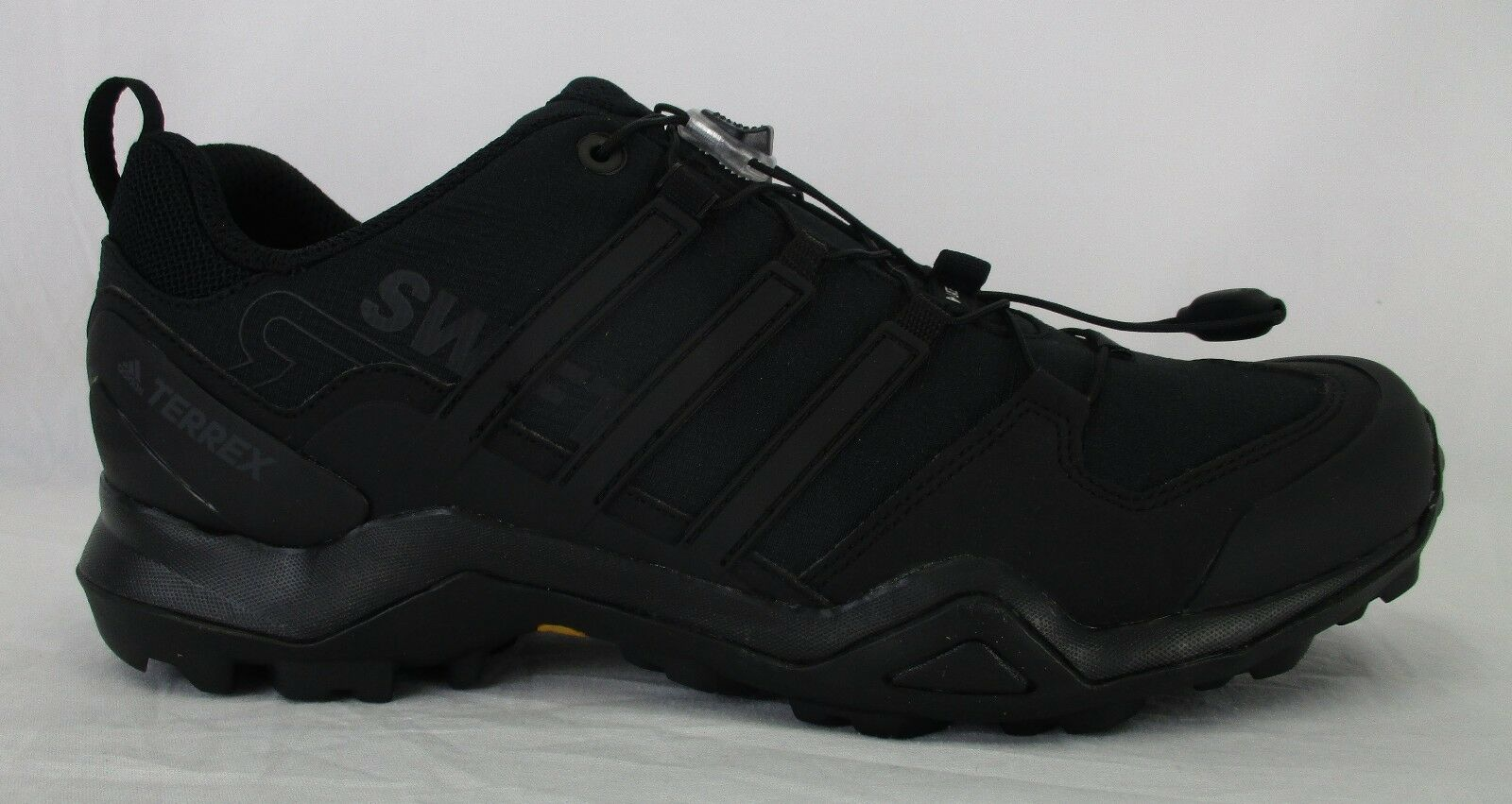 Adidas Mens Shoes Terrex Swift R2 Shoes Mens CM7486 Black/Black/Black Size 10 d49d51