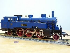 LILIPUT-75-00-Locotender-131T-Br-VIc-Br-75-BadStB-neuf-BO