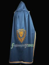 WOW World Of Warcraft  Cosplay Costume Stormwind alliance Tribal cloak Any size