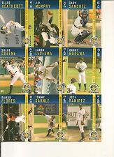 2011 Charleston Riverdogs Complete 36 Card SGA Set - GARY SANCHEZ FC -Only Here?