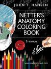 Netter's Anatomy Coloring Book with Access Code von John T. Hansen (2014, Taschenbuch)