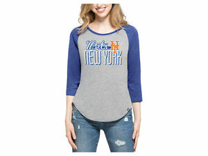 separation shoes 990a4 07f0b Image is loading New-York-METS-Women-039-s-MLB-Club-