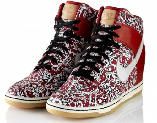 Wedge Uk Lagos w Nike Dunk High Of Red Lib 6 Liberty Hi 8 London Sky 5 Us 40 nSnxZ8wAqU