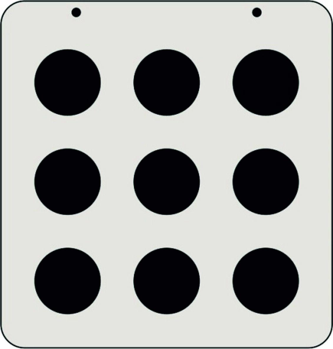 55mm Circles