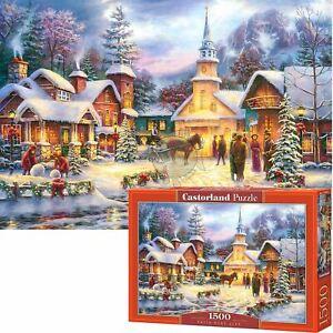 Castorland 1500 Piece Jigsaw Puzzle Faith Runs Deep