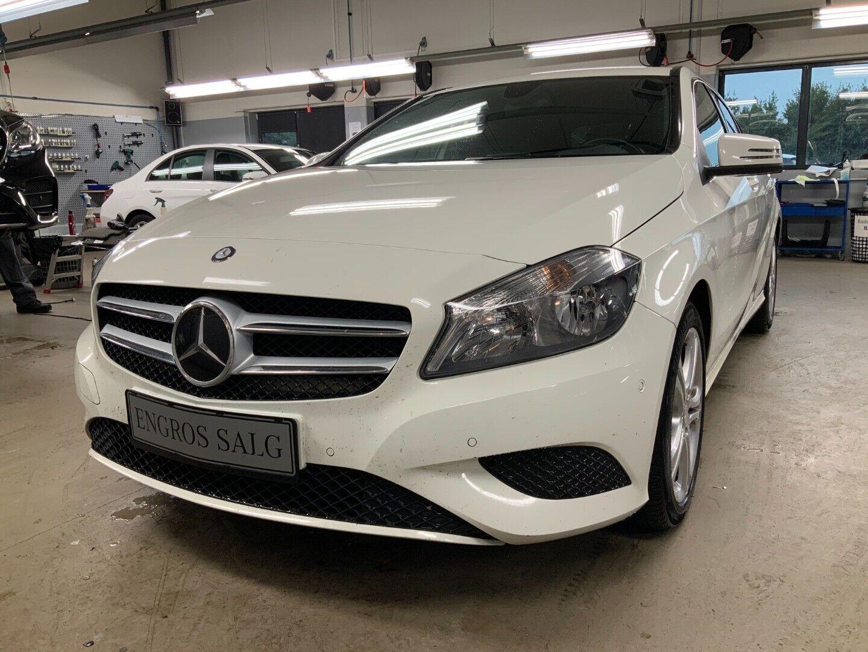 Mercedes-Benz A180 1,5 CDi aut. Van