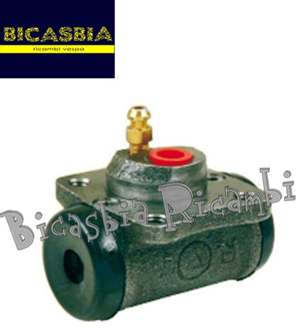 1582 - CILINDRETTO FRENO ANTERIORE VESPA COSA 1 2 125 150 200 CL CLX BICASBIA