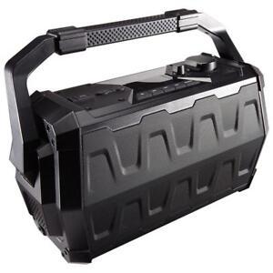 HeadRush HRSP-5001 Tundra Bluetooth Boombox - Black
