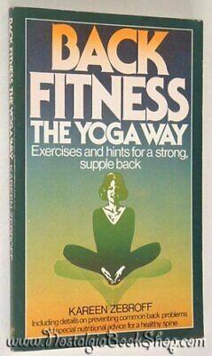 back fitness the yoga wayzebroff kareen paperback