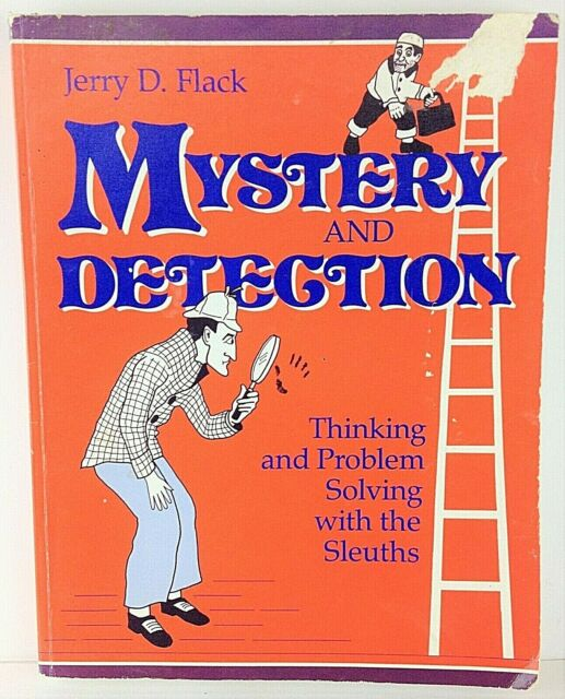Gifted Treasury: Mystery and Detection : Thinking and Problem Solving with...