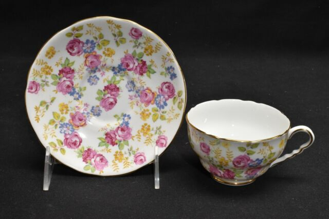 Royal Stafford June Roses Cup & Saucer