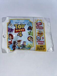 New Disney Pixar Toy Story 4 Minis Series 1 Mystery Blind Bag Unopened!