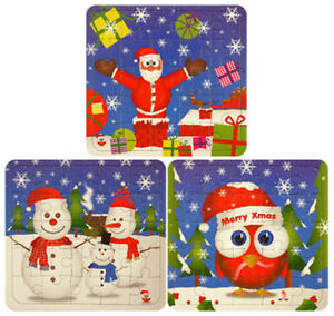 6-Christmas-Jigsaw-Puzzles-Pinata-Toy-Loot-Party-Bag-Fillers-Wedding-Kids