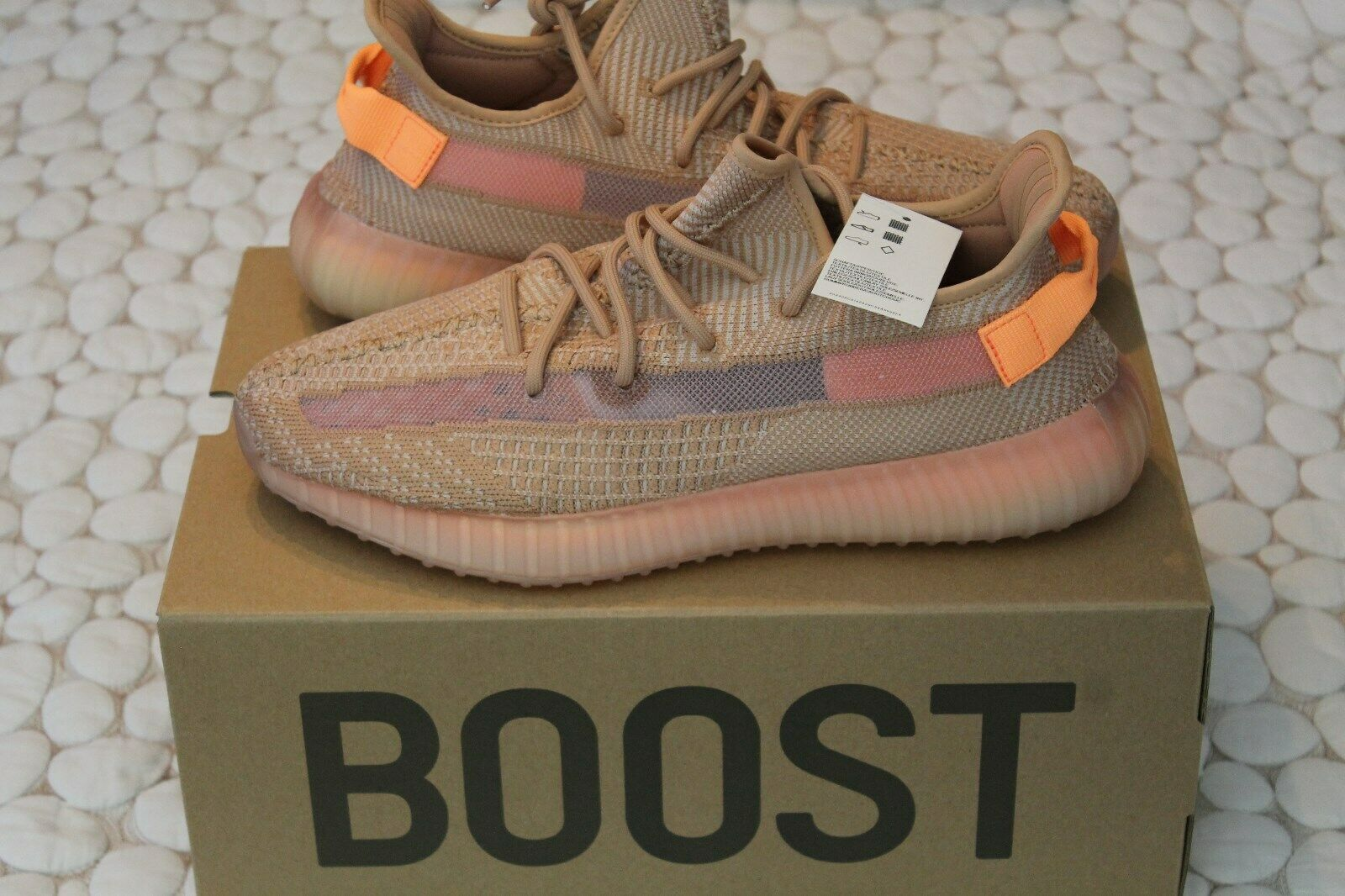 Adidas Yeezy Boost 350 V2 Clay EG7490 100% Authentic size 11