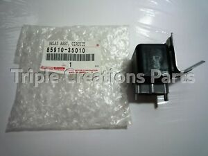 Genuine Toyota 85910-35010 Circuit Relay Assembly
