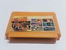 64 in 1 Cartridge Retro Video game, 8 bit- super mario tetris and mor