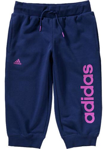 adidas Performance 3/4 Sporthose Jogginghose Trainingshose 140 NEU mit Etikett Fitness & Laufbekleidung
