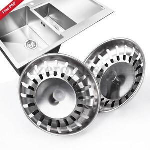 ... Strainer Waste Kitchen Sink Plugs Fits Most Modern Franke Sinks eBay