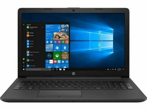 """NOTEBOOK HP 15.6"""" AMD A4-9125 RAM 4GB SDD 256GB FREEDOS 7DB74EA GARANZIA ITALIA"""