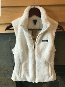 Patagonia-Women-039-s-Los-Gatos-Vest-White-Small