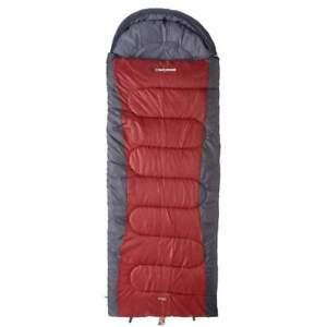 Caribee Snow Drift Jumbo (-10C) Sleeping Bag - Right Zip/Winter/Camping/Snow 🐙