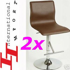 2x Tabouret de BAR matériel Horeca FAUTEUIL SOFA meuble